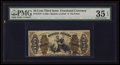 Fractional Currency:Third Issue, Fr. 1373 50¢ Third Issue Justice PMG Choice Very Fine 35 EPQ.. ...