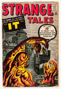 Silver Age (1956-1969):Horror, Strange Tales #82 (Marvel, 1961) Condition: GD+....