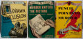 Books:Mystery & Detective Fiction, Willetta Ann Barber and R. F. Schabelitz. Group of Three First Edition Books. Doubleday, Doran, 1941-1942. Spines with some ... (Total: 3 Items)