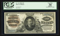 Large Size:Silver Certificates, Fr. 314 $20 1886 Silver Certificate PCGS Apparent Very Fine 30.....