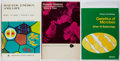 Books:Medicine, Group of Three Books Related to Genetics. Various, 1965-1980.Various editions. Very good or better.... (Total: 3 Items)