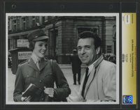 "The Americanization of Emily - Culver Pictures (MGM, 1964). Still (8"" X 10""). Julie Andrews and Arthur Hiller..."