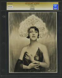 """Hot Heels - Lost Hollywood Collection (Universal, 1928). Still (7.5"""" X 9.5""""). Patsy Ruth Miller by Freulich. C..."""