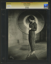 """Pauline Frederick - Lost Hollywood Collection (1921). Still (7.5"""" X 9.5""""). Pauline Frederick by Walter Frederi..."""