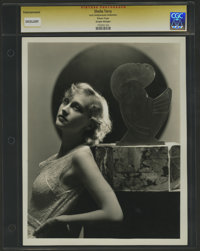 """Sheila Terry - Lost Hollywood Collection (Warner Brothers, 1930s). Still (8"""" X 10""""). Sheila Terry by Elmer Fry..."""
