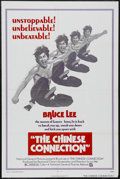 "Movie Posters:Action, The Chinese Connection (National General, 1973). One Sheet (27"" X41""). Martial Arts Action. Starring Bruce Lee, Nora Miao, ..."