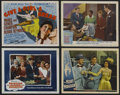 "Movie Posters:Musical, Give a Girl a Break (MGM, 1953). Title Card (11"" X 14"") and LobbyCards (3) (11"" X 14""). Musical. Starring Marge Champion, G...(Total: 4 Items)"