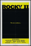"""Movie Posters:Sports, Rocky II (United Artists, 1979). One Sheet (27"""" X 41""""). Sports Drama. Starring Sylvester Stallone, Talia Shire, Burt Young, ..."""