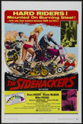 """Movie Posters:Action, The Sidehackers (Crown-International, 1969). One Sheet (27"""" X 41"""").Action. Starring Ross Hagen, Diane McBain, Michael Patak..."""