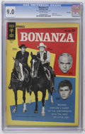 Silver Age (1956-1969):Western, Bonanza CGC File Copy Group (Gold Key, 1964-65). Contains CGC VF/NM9.0 copies of #7 (Back cover photo pin-up) and 13, a... (Total: 4Comic Books)