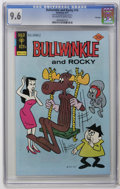 Bronze Age (1970-1979):Cartoon Character, Bullwinkle #16 File Copy (Gold Key, 1977) CGC NM+ 9.6 Off-white towhite pages. Overstreet 2006 NM- 9.2 value = $18. CGC cen...