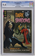 Bronze Age (1970-1979):Horror, Dark Shadows #10 File Copy (Gold Key, 1971) CGC NM 9.4 Off-whitepages. Painted cover. Joe Certa art. Overstreet 2006 NM- 9....