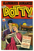 Golden Age (1938-1955):Romance, Dotty #39 Mile High pedigree (Ace, 1949) Condition: NM-. Beautifulcopy. Al Hartley art. This series had the Katy Keene-...
