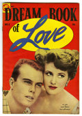 Golden Age (1938-1955):Romance, Dream Book of Love #3 (Magazine Enterprises, 1954) Condition: VF/NM. Caine Mutiny movie photo cover. Also known as A-1...