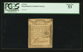 Colonial Notes:Massachusetts, Massachusetts 1779 4s PCGS About New 53.. ...