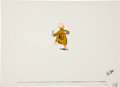 Animation Art:Limited Edition Cel, Yellow Kid Production Cel Set-Up Animation Art (1990)....