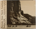 Books:Photography, Edward S. Curtis. Portraits from North American Indian Life. Promontory, ca. 1972. Later edition. Minor rubbing and ...