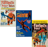 Marvel Comic Paperbacks Group (Lancer, 1966-67) Condition: Average VF/NM.... (Total: 6 Comic Books)