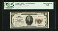National Bank Notes:Tennessee, Fayetteville, TN - $20 1929 Ty. 2 Farmers NB Ch. # 10198. ...