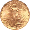 Saint-Gaudens Double Eagles, 1913-S $20 MS64 NGC....