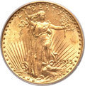 Saint-Gaudens Double Eagles, 1913 $20 MS64 PCGS....