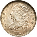 Bust Dimes, 1830 10C Medium 10C MS64 NGC. JR-8, R.3....