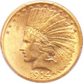 Indian Eagles, 1914-S $10 MS62 PCGS....