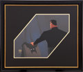 Animation Art:Limited Edition Cel, Batman Animation Cel Original Art (Warner Brothers, 2000)....