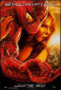"Movie Posters:Action, Spider-Man 2 (Columbia, 2004). One Sheet (27"" X 40"") SS AdvanceSacrifice Style. Action.. ..."