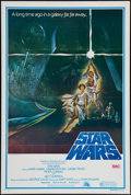 "Movie Posters:Science Fiction, Star Wars (20th Century Fox, 1977). Australian One Sheet (27"" X40""). Science Fiction.. ..."