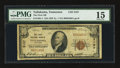 National Bank Notes:Tennessee, Tullahoma, TN - $10 1929 Ty. 1 The First NB Ch. # 3107. ...