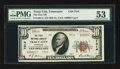 National Bank Notes:Tennessee, Tracy City, TN - $10 1929 Ty. 2 The First NB Ch. # 7314. ...