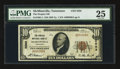National Bank Notes:Tennessee, McMinnville, TN - $10 1929 Ty. 1 The Peoples NB Ch. # 2593. ...
