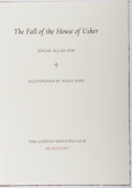 Books:Fine Press & Book Arts, [Limited Editions Club]. SIGNED LIMITED EDITION. Edgar Allan Poe.The Fall of the House of Usher. LEC, 1985. O...