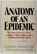 Books:Medicine, Gordon Thomas, et al. Anatomy of an Epidemic. Doubleday, 1982. First edition, first printing. Library bookplate....