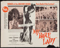 "Movie Posters:Sexploitation, My Bare Lady & Other Lot (Unton Film Distribution, 1963). HalfSheets (2) (22"" X 28""). Sexploitation.. ... (Total: 2 Items)"