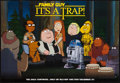 "Movie Posters:Animation, Family Guy: It's a Trap & Others Lot (20th Century Fox, 2010).Mini Television Posters (11) (11"" X 17"" & 13"" X 19"").Animati... (Total: 11 Items)"