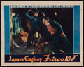 "Movie Posters:Adventure, Frisco Kid (Warner Brothers, 1935). Lobby Card (11"" X 14"").Adventure.. ..."