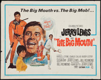 """The Big Mouth & Other Lot (Columbia, 1967). Half Sheets (2) (22"""" X 28""""). Comedy. ... (Total: 2 Items)"""
