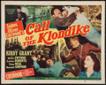 "Movie Posters:Adventure, Call of the Klondike and Others Lot (Monogram, 1950). Half Sheets(3) (22"" X 28""). Adventure.. ... (Total: 3 Items)"