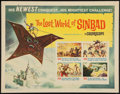 """Movie Posters:Fantasy, The Lost World of Sinbad & Others Lot (American International,1965). Half Sheets (3) (22"""" X 28""""). Fantasy.. ... (Total: 3 Items)"""