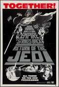 "Movie Posters:Science Fiction, The Star Wars Trilogy (20th Century Fox, R-1985). Australian OneSheet (27"" X 40""). Science Fiction.. ..."