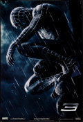 "Movie Posters:Action, Spider-Man 3 (Columbia, 2007). One Sheet (26.75"" X 39.75"") &Video One Sheet (27"" X 40"") Advance. Action.. ... (Total: 2 Items)"