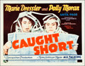 """Movie Posters:Comedy, Caught Short (MGM, 1930). Half Sheet (22"""" X 28""""). Comedy.. ..."""