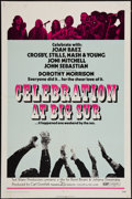 """Movie Posters:Rock and Roll, Celebration at Big Sur (20th Century Fox, 1971). One Sheet (27"""" X 41""""). Rock and Roll.. ..."""