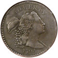 Large Cents, 1794 1C Head of 1795 XF40 NGC. S-43, B-32, High R.2....