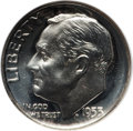 Proof Roosevelt Dimes: , 1953 10C PR69 Cameo NGC. NGC Census: (6/0). Numismedia Wsl. Pricefor problem free NGC/PCGS coin in...