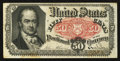 Fractional Currency:Fifth Issue, Fr. 1380 50¢ Fifth Issue Very Fine-Extremely Fine.. ...