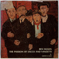 Books:Art & Architecture, [Ben Shahn, subject]. SIGNED LIMITED EDITION. Martin H. Bush. Ben Shahn: The Passion of Sacco and Vanzetti. Syracuse...