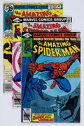 Modern Age (1980-Present):Superhero, The Amazing Spider-Man Group (Marvel, 1979-81) Condition: AverageNM-.... (Total: 23 Comic Books)